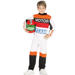 Fato Piloto Motor Team, Criança