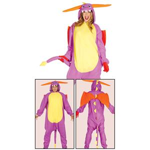 Fato Pokemon Dragão Roxo