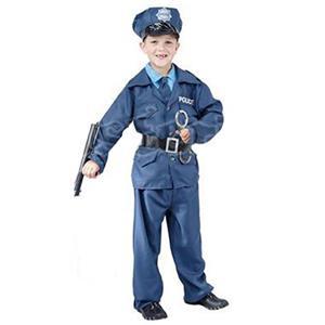 Fato Policia Menino, criança