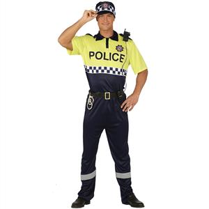 Fato Polícia Municipal, Adulto