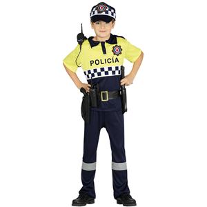 Fato Polícia Municipal, Criança