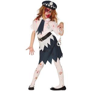 Fato Polícia Zombie, Menina