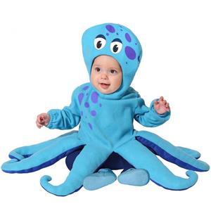 Fato Polvo Azul, Bebé