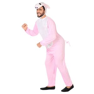 Fato Porco rosa