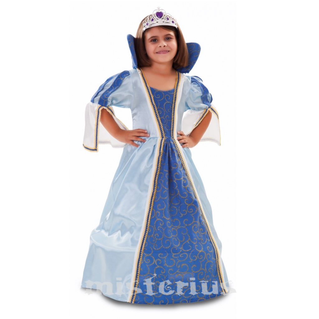 Fato Princesa Azul, Bébe