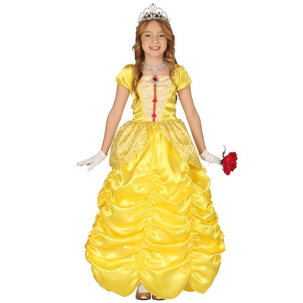 Fato Princesa Bela, Criança