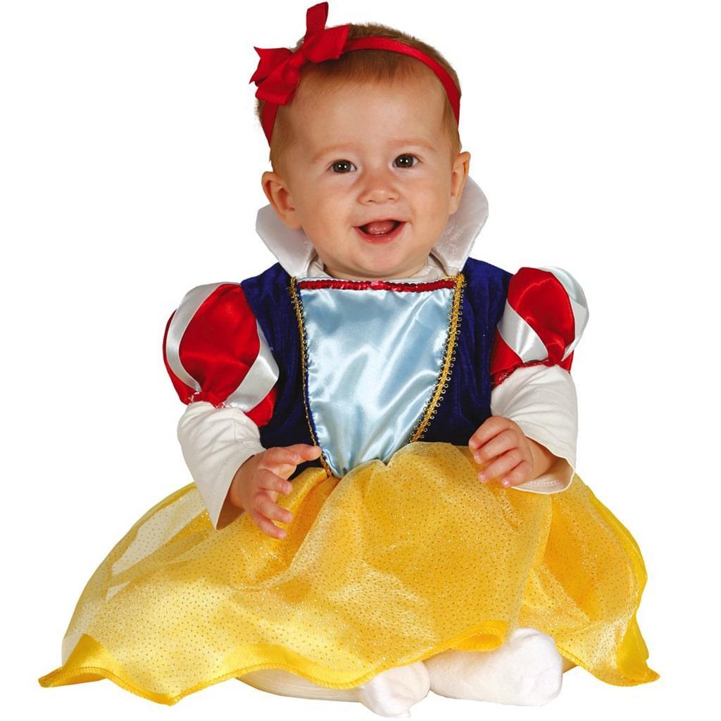 Fato Princesa Branca de Neve, Bebé
