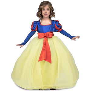 Fato Princesa Branca de Neve Tule, Criança