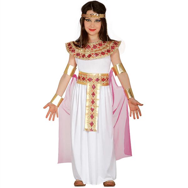 Fato Princesa Egípcia, Criança