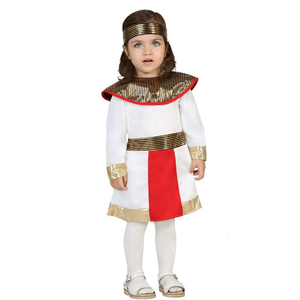 Fato Princesa Egipto, Bebé