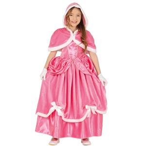 Fato Princesa Rosa, Criança