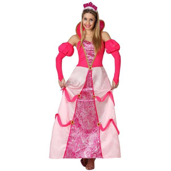 Fato Princesa Rosa, Adulto