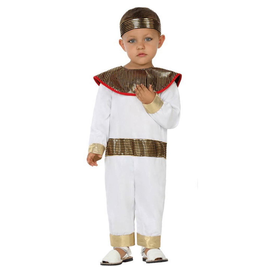 Fato Principe Egipto, Bebé