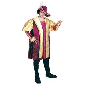Fato Príncipe Gótico Medieval