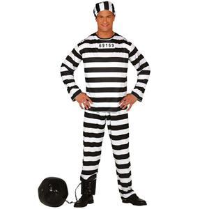 Fato Prisioneiro Acorrentado, Adulto