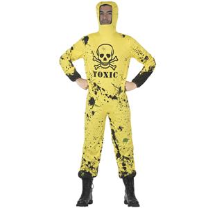 Fato Químico Radioativo, Adulto