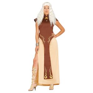 Fato Rainha dos Dragões, Adulto