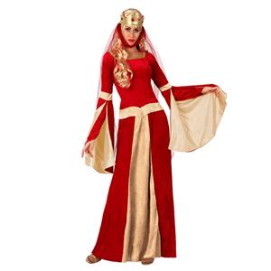 Fato Rainha Era Medieval