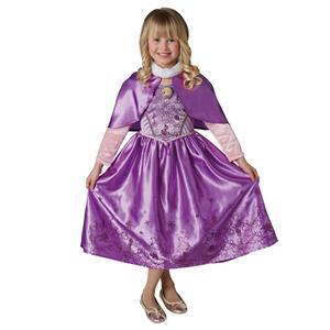Fato Rapunzel Inverno, Criança