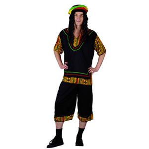 Fato Rasta Jamaicano
