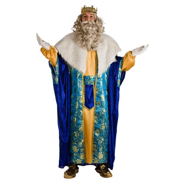 Fato Rei Mago Azul, Adulto