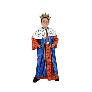 Fato Rei Mago Azul, criança