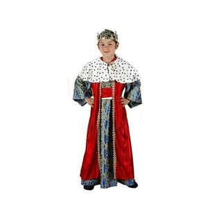 Fato Rei Mago Vermelho, criança