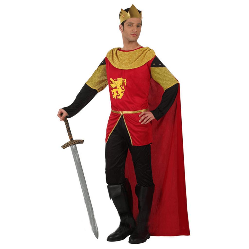 Fato Rei Medieval, Adulto