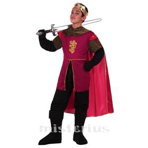 Fato Rei Medieval, Criança