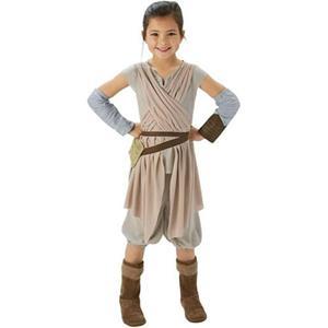 Fato Rey Deluxe Star Wars, Criança