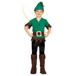 Fato Robin dos Bosques, Criança