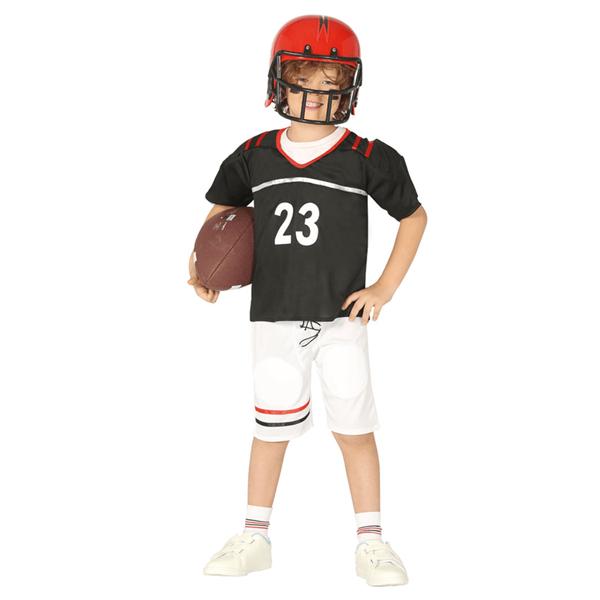 Fato Rugby, criança