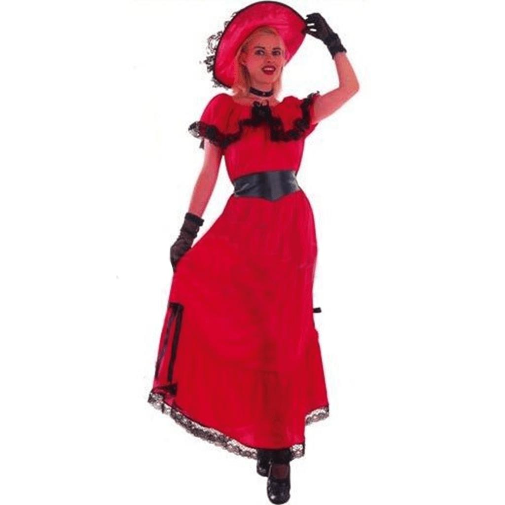 Fato Scarlet