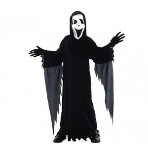 Fato Scream Assassino com Máscara, Criança