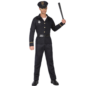 Fato Senhor Policia, Adulto
