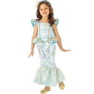 Fato Sereia Mágica, Criança