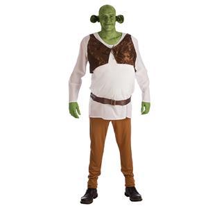 Fato Shrek, Adulto