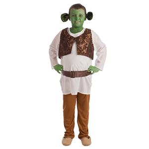 Fato Shrek, Criança