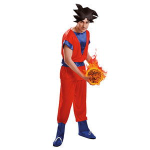 Fato Son Goku Adulto