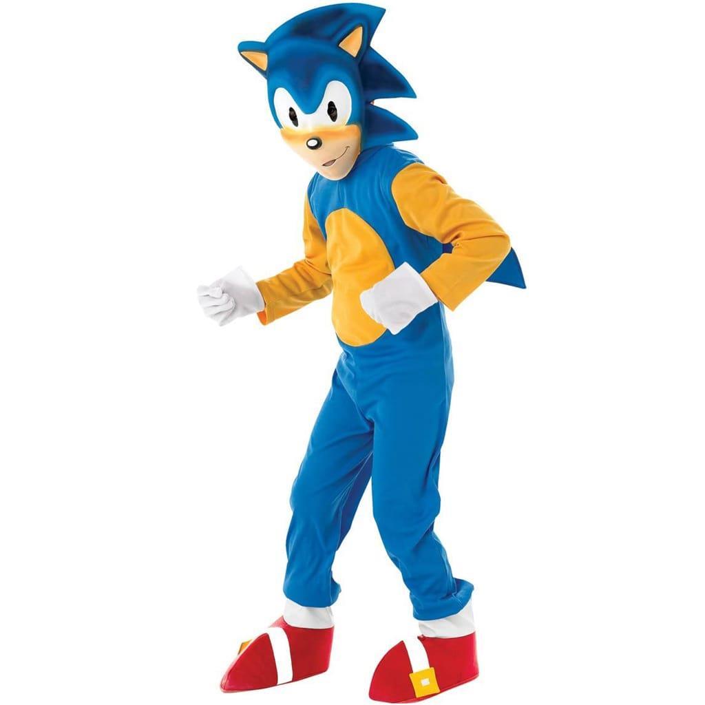 Fato Sonic The Hedgehog Classic, Criança