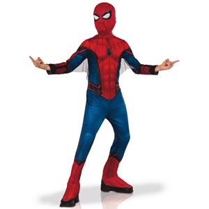 Fato Spiderman Clássico, Criança