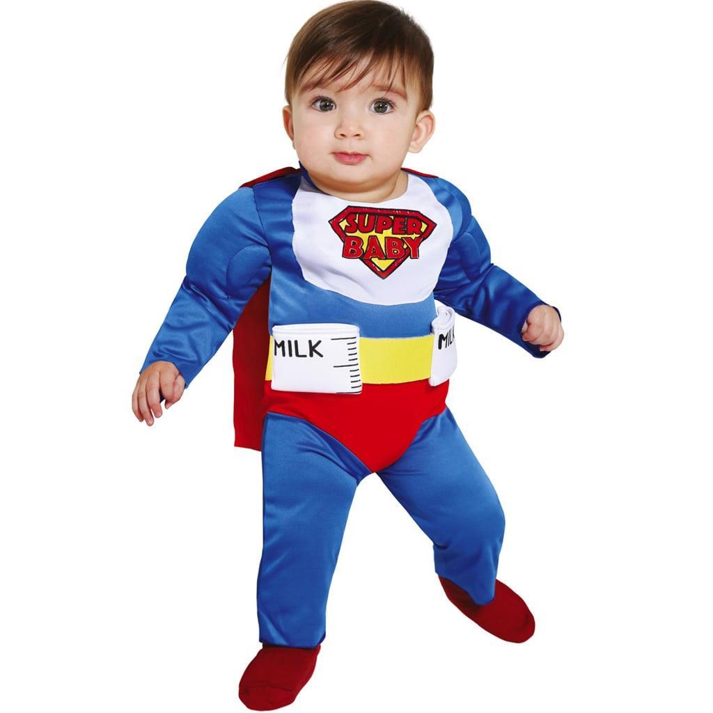 Fato Super Baby, Bebé