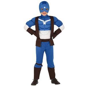 Fato Super Herói Capitão América, Criança