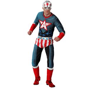 Fato Super Heroi Capitão América