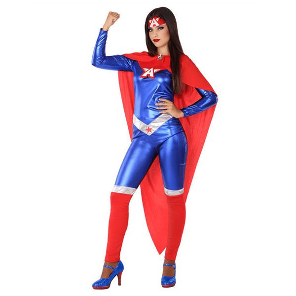 Fato Super Heroína, Adulto