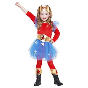 Fato Super Heroína, Criança