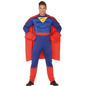 Fato Super Homem Musculoso