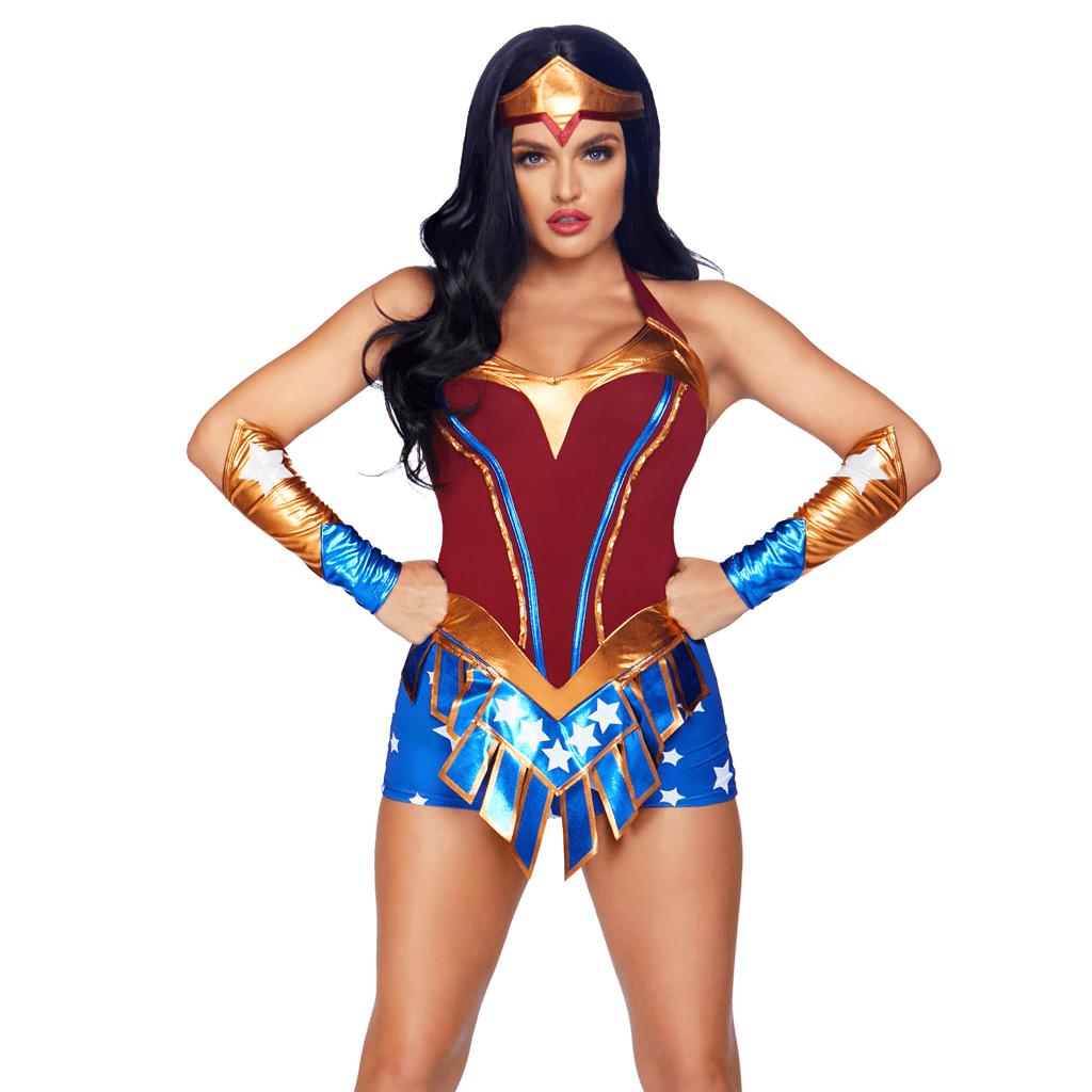 Fato Super Mulher, Adulto