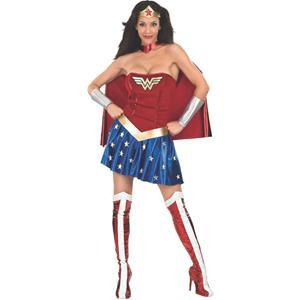 Fato Super Wonder Woman, Adulto