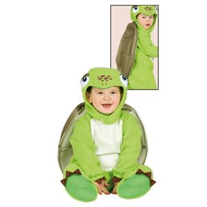 Fato Tartaruga Verde, Bebé